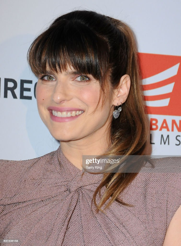 Actress Lake Bell attends the screening of Saban Films and DIRECTV's' 'Shot Caller' at The Theatre at Ace Hotel on August 15, 2017 in Los Angeles, California.