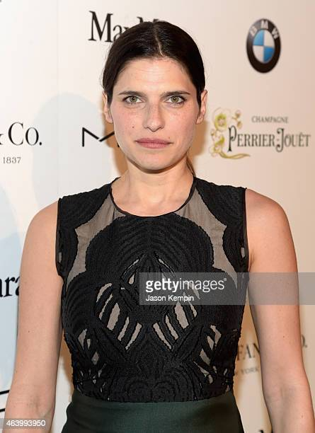 Actress Lake Bell attends Women In Film PreOscar Cocktail Party presented by MaxMara BMW Tiffany Co MAC Cosmetics and PerrierJouet at Hyde Sunset...