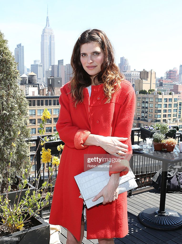 Actress <a gi-track='captionPersonalityLinkClicked' href=/galleries/search?phrase=Lake+Bell&family=editorial&specificpeople=209336 ng-click='$event.stopPropagation()'>Lake Bell</a> attends Women's Film Brunch at Company 3 on April 21, 2014 in New York City.