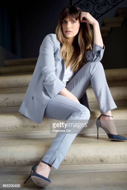 Actress Lake Bell is photographed for Los Angeles Times on August 22 2017 in Los Angeles California PUBLISHED IMAGE CREDIT MUST READ Francine Orr/Los...