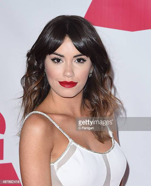 Actress Lali Esposito attends the 2015 Latin GRAMMY Person of the Year honoring Roberto Carlos at the Mandalay Bay Events Center on November 18 2015...