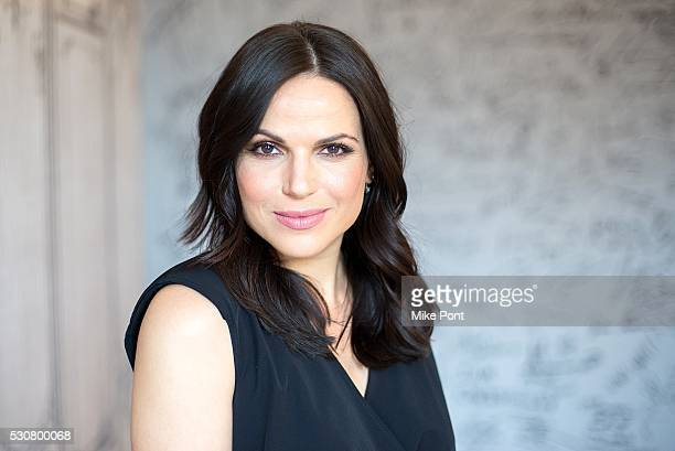 Actress Lana Parrilla attends the AOL Build Speaker Series to discuss 'Once Upon A Time' on May 11 2016 in New York New York
