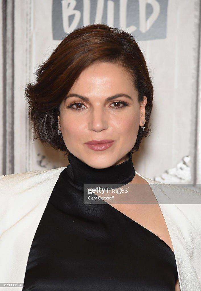 Actress Lana Parrilla attends the Build Series to discuss the TV series 'Once Upon a Time' at Build Studio on May 5, 2017 in New York City.