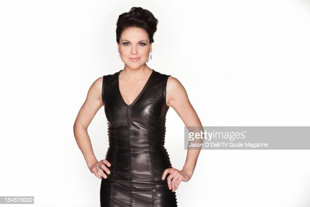 Actress Lana Parrilla is photographed for TV Guide Magazine on July 14 2012 on the TV Guide Magazine Yacht in San Diego California CREDIT MUST READ...