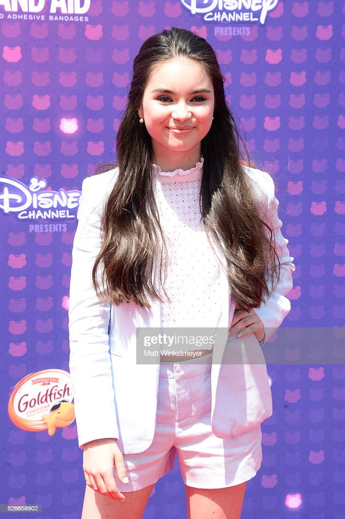 Actress Landry Bender attends the 2016 Radio Disney Music Awards at Microsoft Theater on April 30, 2016 in Los Angeles, California.