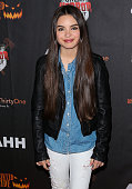 Actress Landry Bender attends the 7th Annual LA Haunted Hayride at Griffith Park Zoo on October 4 2015 in Los Angeles California