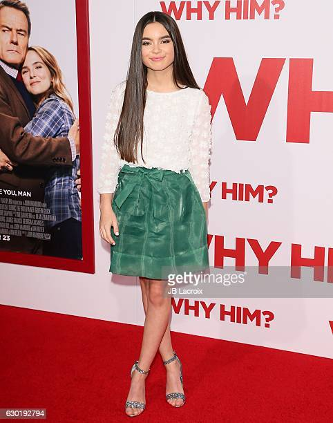 Actress Landry Bender attends the premiere of 20th Century Fox's 'Why Him' on December 17 2016 in Westwood California