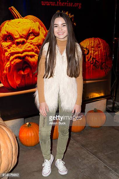 Actress Landry Bender attends the Rise Of The Jack O'Lanterns at Los Angeles Convention Center on October 13 2016 in Los Angeles California