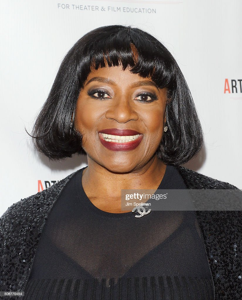 Actress LaTanya Richardson Jackson attends the Arthur Miller - One Night 100 Years Benefit at Lyceum Theatre on January 25, 2016 in New York City.