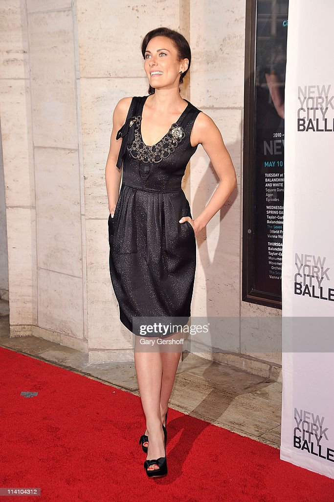 Actress Laura Benanti attends the 2011 New York City Ballet spring gala at the David H. Koch Theater, Lincoln Center on May 11, 2011 in New York City.