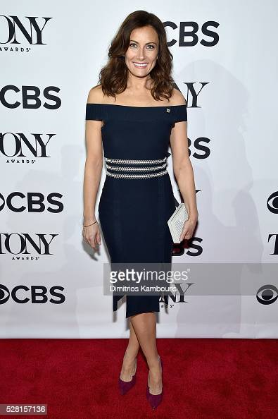 Actress Laura Benanti attends the 2016 Tony Awards Meet The Nominees Press Reception on May 4 2016 in New York City