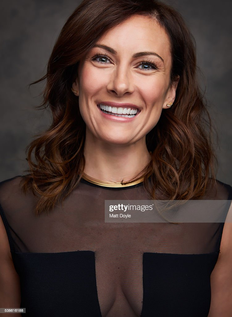 Actress Laura Benanti is photographed for SAG Foundation on April 28 ...