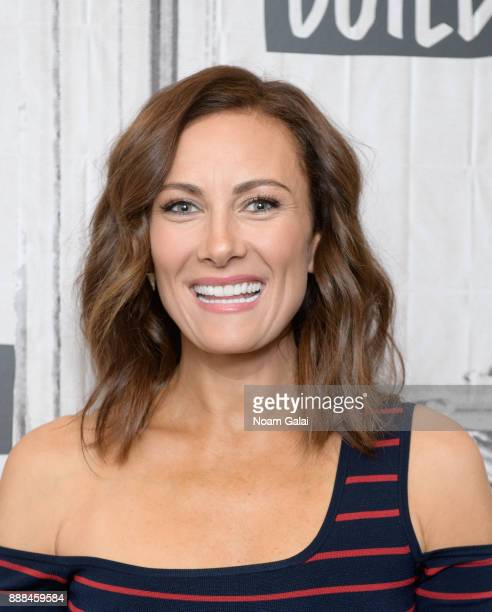 Actress Laura Benanti visits Build Series to discuss 'Meteor Shower' and 'The Detour' at Build Studio on December 8 2017 in New York City