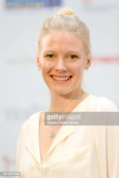 Actress Laura Birn attends Shooting Stars 2013 during the 63rd International Berlinale Film Festival at Hotel de Rome on February 10 2013 in Berlin...