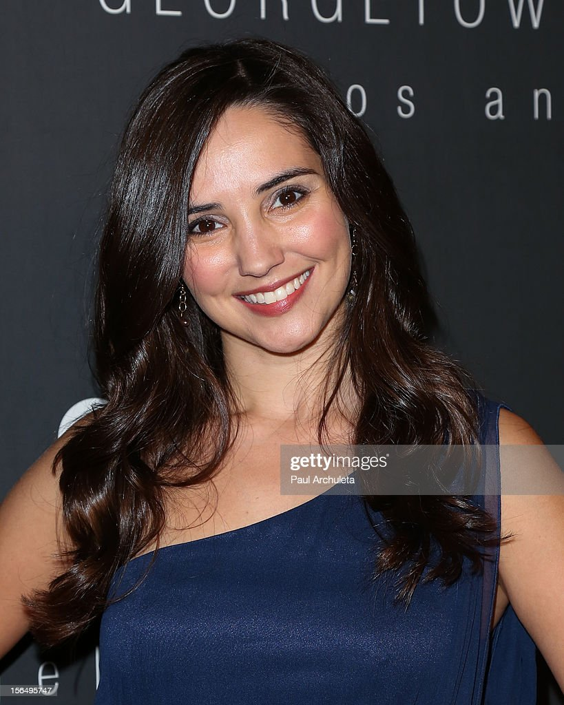 Actress Laura Breckenridge attends the Georgetown Cupcakes Los Angeles grand opening at Georgetown Cupcake Los Angeles on November 15, 2012 in Los Angeles, California.