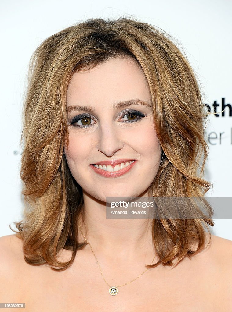 Actress <a gi-track='captionPersonalityLinkClicked' href=/galleries/search?phrase=Laura+Carmichael&family=editorial&specificpeople=7201392 ng-click='$event.stopPropagation()'>Laura Carmichael</a> arrives at the 'Downton Abbey' Britweek celebration at the Fairmont Miramar Hotel on May 3, 2013 in Santa Monica, California.