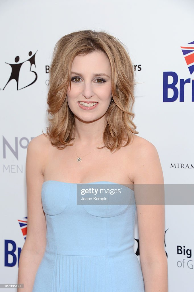 Actress <a gi-track='captionPersonalityLinkClicked' href=/galleries/search?phrase=Laura+Carmichael&family=editorial&specificpeople=7201392 ng-click='$event.stopPropagation()'>Laura Carmichael</a> attends BritWeek Celebrates Downton Abbey at The Fairmont Miramar Hotel on May 3, 2013 in Santa Monica, California.
