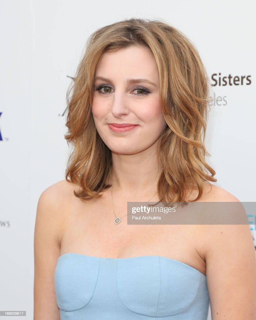 Actress Laura Carmichael attends the Britweek celebration of 'Downton Abbey' at Fairmont Miramar Hotel on May 3, 2013 in Santa Monica, California.