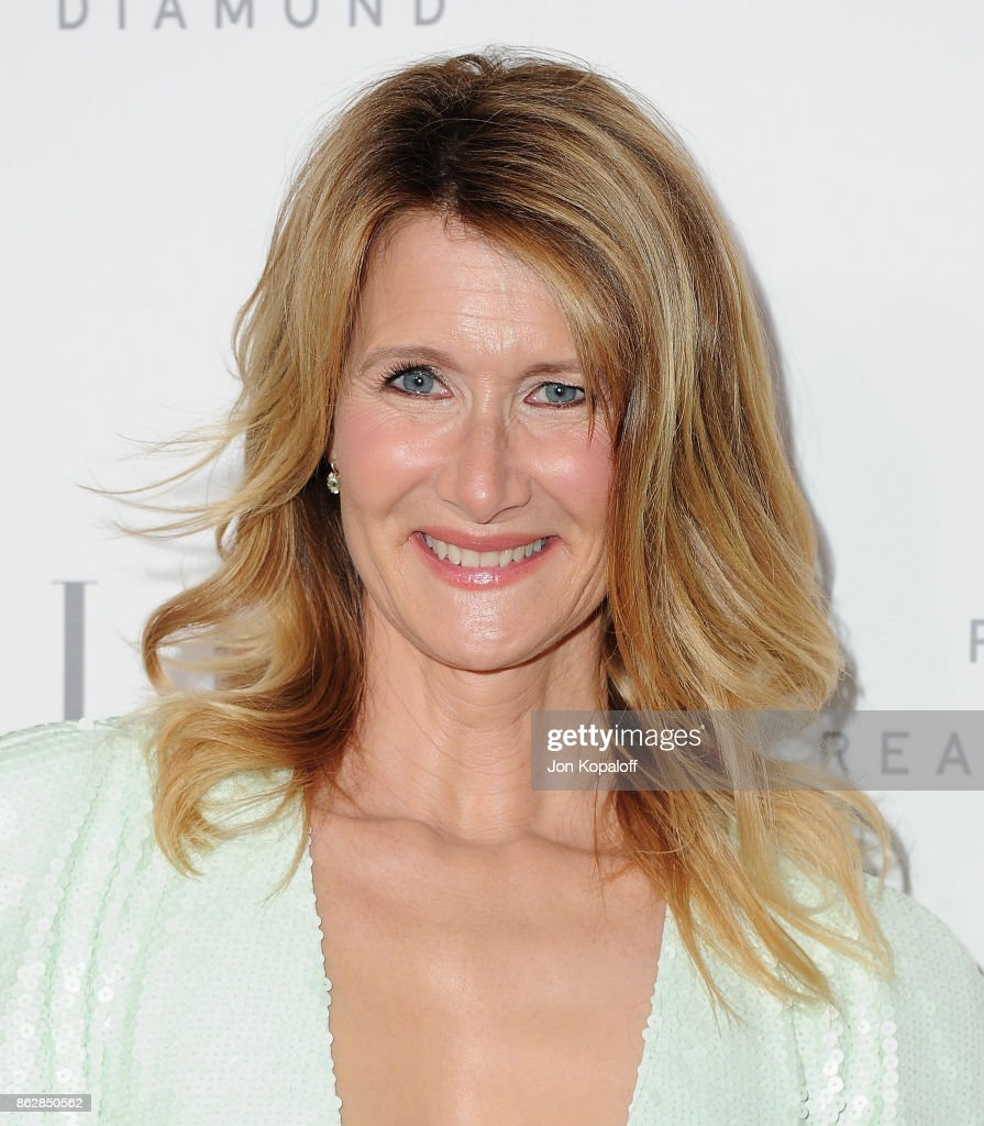 Actress Laura Dern arrives at ELLE's 24th Annual Women in Hollywood Celebration at Four Seasons Hotel Los Angeles at Beverly Hills on October 16, 2017 in Los Angeles, California.