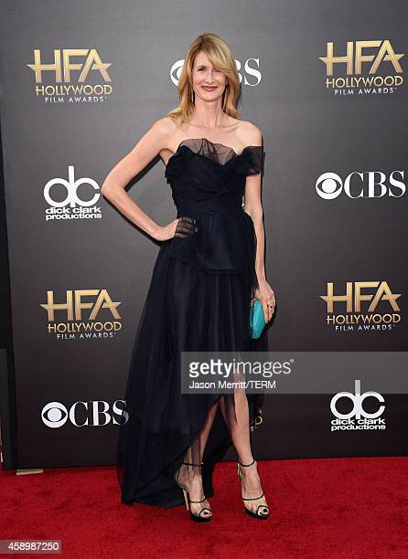 Actress Laura Dern attends the 18th Annual Hollywood Film Awards at The Palladium on November 14 2014 in Hollywood California