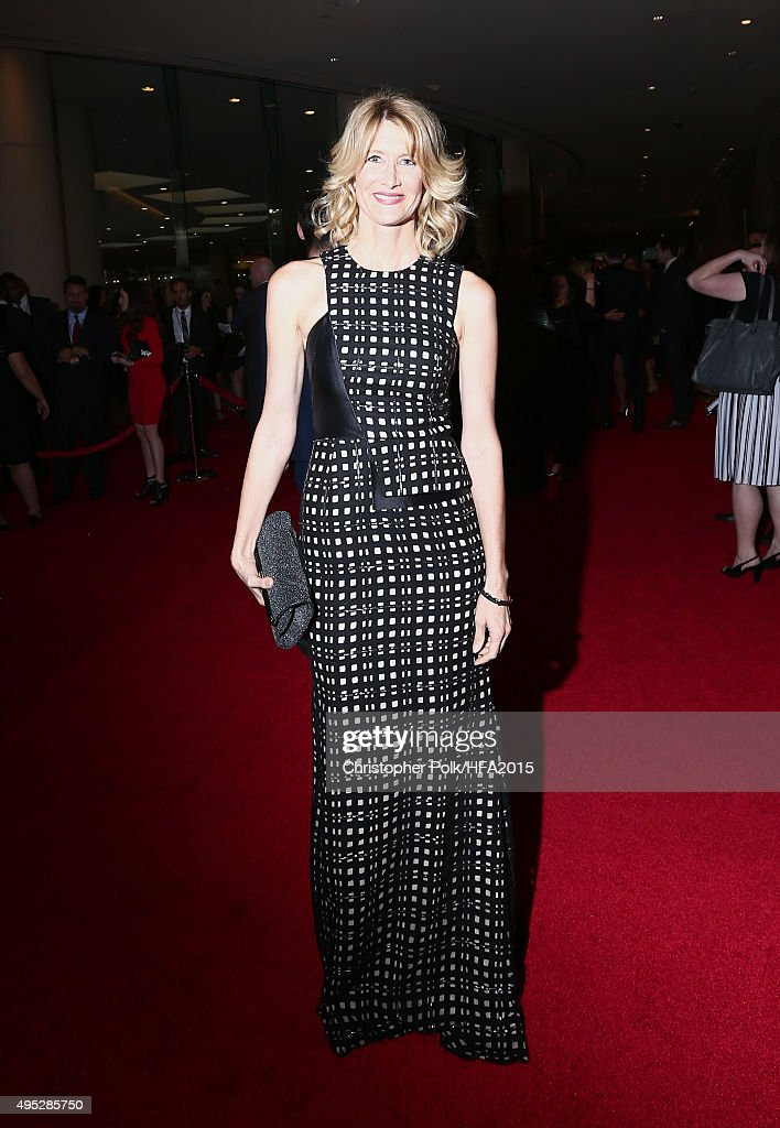 Actress Laura Dern attends the 19th Annual Hollywood Film Awards at The Beverly Hilton Hotel on November 1, 2015 in Beverly Hills, California.
