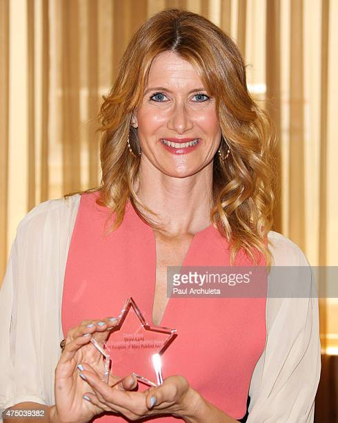 Actress Laura Dern attends the 2015 Heroes of Hollywood Luncheon on May 28 2015 in Hollywood California