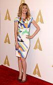 Actress Laura Dern attends the 87th Annual Academy Awards Nominee Luncheon at The Beverly Hilton Hotel on February 2 2015 in Beverly Hills California
