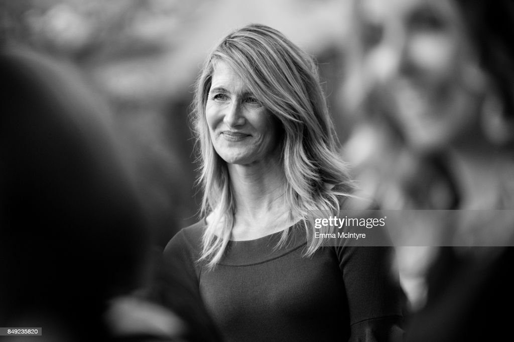 Actress Laura Dern attends the Canadian consulate's celebration for the Canadian Emmy Nominees at the Official Residence Of Canada on September 18, 2017 in Los Angeles, California.