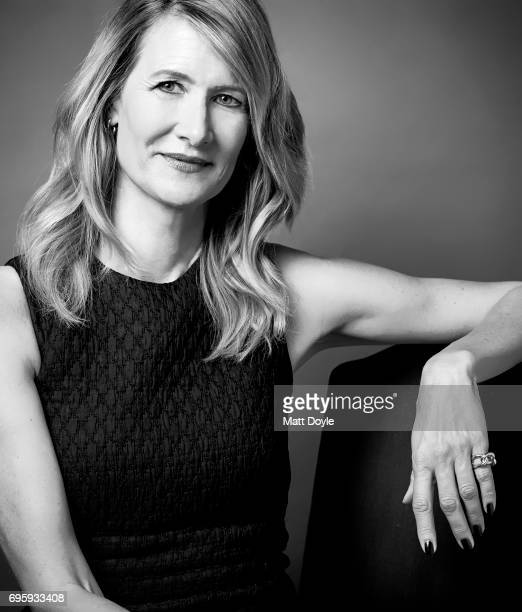 Actress Laura Dern is photographed for Back Stage on May 2 in New York City