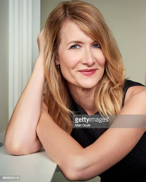 Actress Laura Dern is photographed for Back Stage on May 2 in New York City PUBLISHED IMAGE