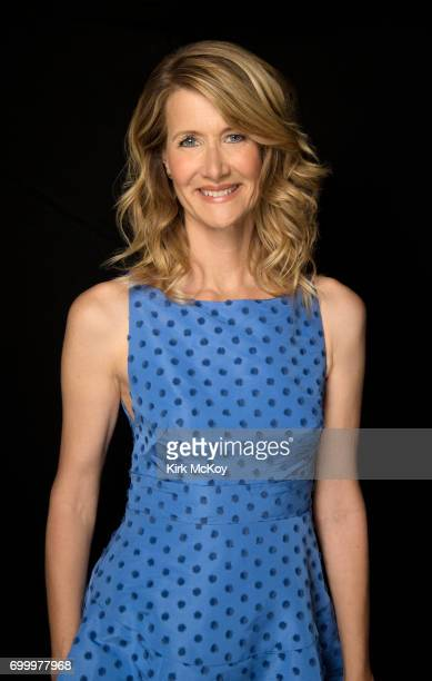 Actress Laura Dern is photographed for Los Angeles Times on April 28 2017 in Los Angeles California PUBLISHED IMAGE CREDIT MUST READ Kirk McKoy/Los...