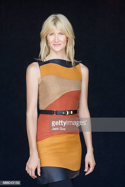 Actress Laura Dern is photographed on June 1 2011 in Los Angeles California
