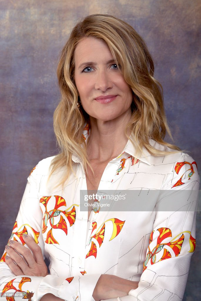 Actress Laura Dern is photographed on September 2, 2017 in Deauville, France.