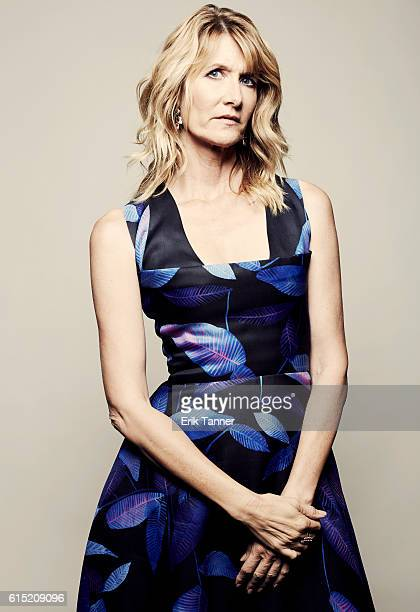 Actress Laura Dern poses for a portrait during the 54th New York Film Festival at Lincoln Center on October 3 2016 in New York City