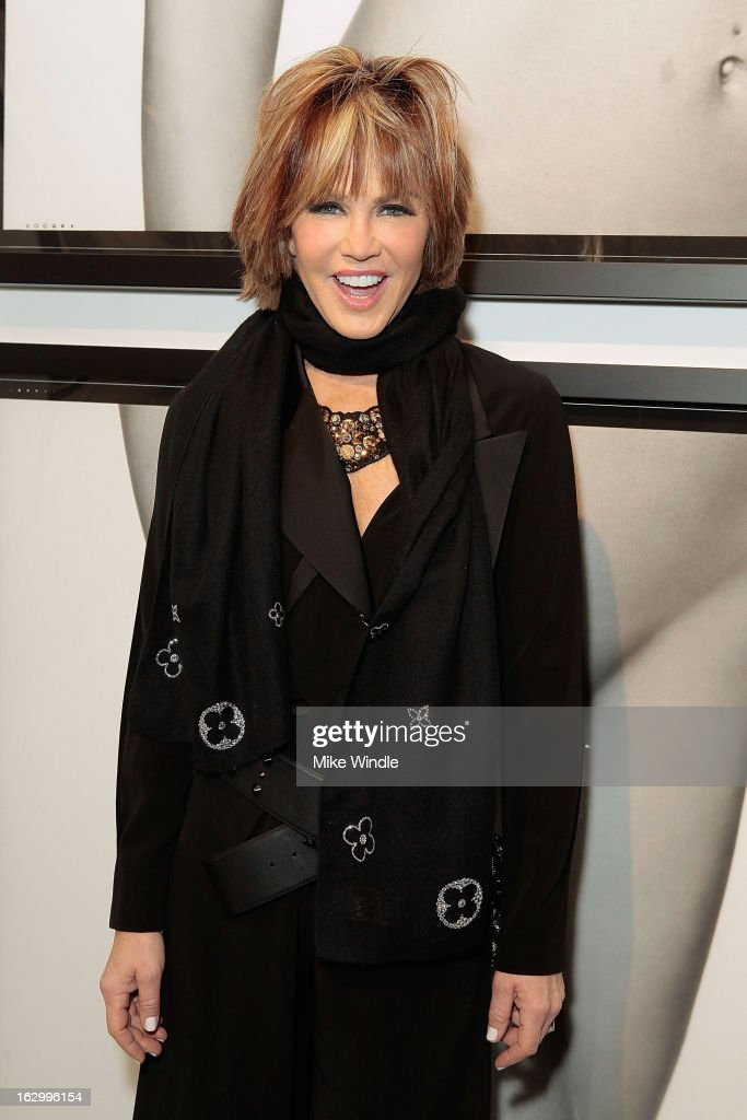 Actress Laura Dunn attends the Samuel Bayer Ace Gallery Exhibit Opening, presented by Panavision at Ace Gallery on March 2, 2013 in Beverly Hills, California.