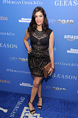 Actress Laura Gomez attends the 'Gleason' New York premiere at Henry Luce Theater on July 18 2016 in New York City