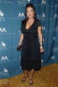 Actress Laura Harring attends the Simon Wiesenthal Center's 2010 Humanitarian Award ceremony at the Beverly Wilshire hotel on May 5 2010 in Beverly...