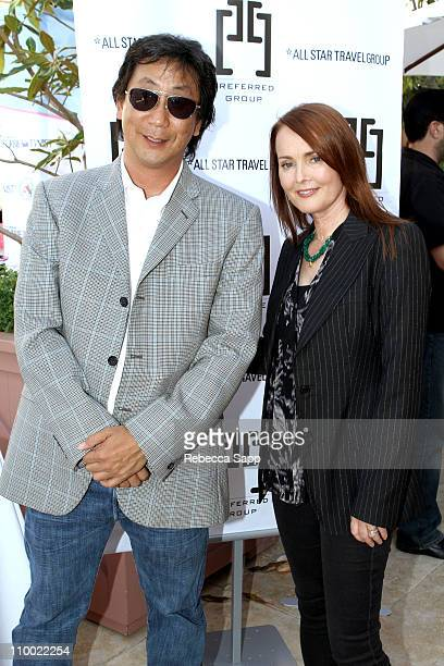 Actress Laura Innes attends the Kari Feinstein Primetime Emmy Awards Style Lounge Day 2 held at Montage Beverly Hills hotel on August 27 2010 in...