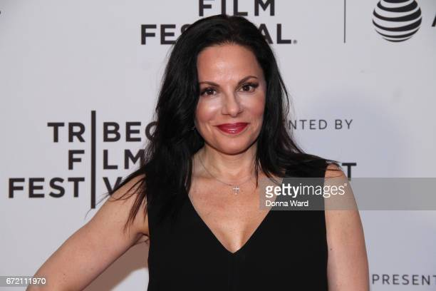 Actress Laura Lee Botsacos attends Tribeca TV Pilot Season 'Lost and Found' showing during the 2017 Tribeca Film Festival at Cinepolis Chelsea on...