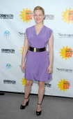 Actress Laura Linney attends the 2nd Annual Cosmopolitan Magazine Practice Safe Sun Awards at Hearst Tower on June 29 2011 in New York City