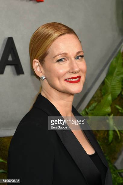 Actress Laura Linney attends the Netflix Original 'Ozark' New York Screening at The Metrograph on July 20 2017 in New York City