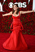 Actress Laura Michelle Kelly attends the 70th Annual Tony Awards at The Beacon Theatre on June 12 2016 in New York City