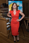 Actress Laura Michelle Kelly attends the Dinner Honoring the Women of 'Pixels' at Upland on July 20 2015 in New York City