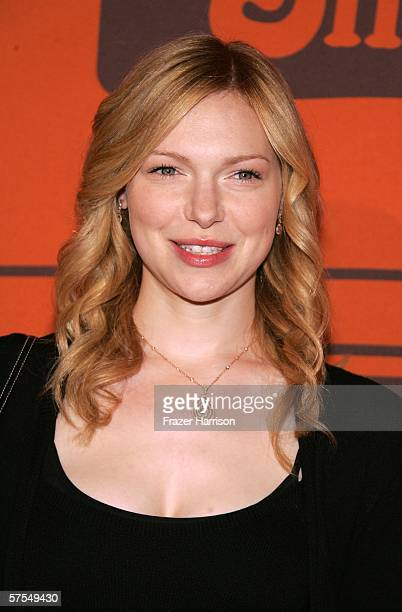 Actress Laura Prepon arrives at the Fox Television 'That 70s Show' wrap party held at Tropicana at The Roosevelt Hotel on may 6 2006 in Hollywood...