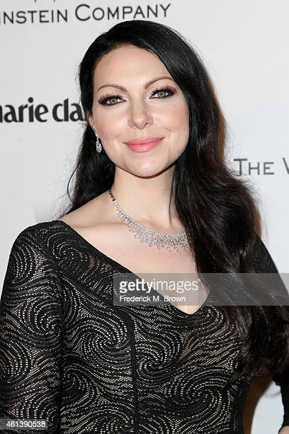 Actress Laura Prepon attends the 2015 Weinstein Company and Netflix Golden Globes After Party at Robinsons May Lot on January 11 2015 in Beverly...