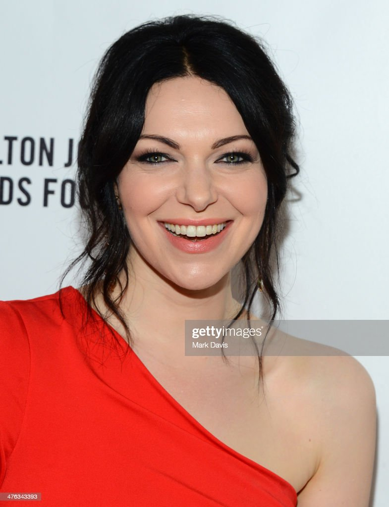 Actress <a gi-track='captionPersonalityLinkClicked' href=/galleries/search?phrase=Laura+Prepon&family=editorial&specificpeople=211299 ng-click='$event.stopPropagation()'>Laura Prepon</a> attends the 22nd Annual Elton John AIDS Foundation's Oscar Viewing Party on March 2, 2014 in Los Angeles, California.