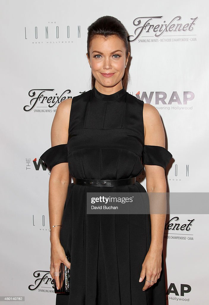 Actress <a gi-track='captionPersonalityLinkClicked' href=/galleries/search?phrase=Laura+Ramsey&family=editorial&specificpeople=649583 ng-click='$event.stopPropagation()'>Laura Ramsey</a> attends TheWrap's First Annual Emmy Party at The London West Hollywood on June 5, 2014 in West Hollywood, California.