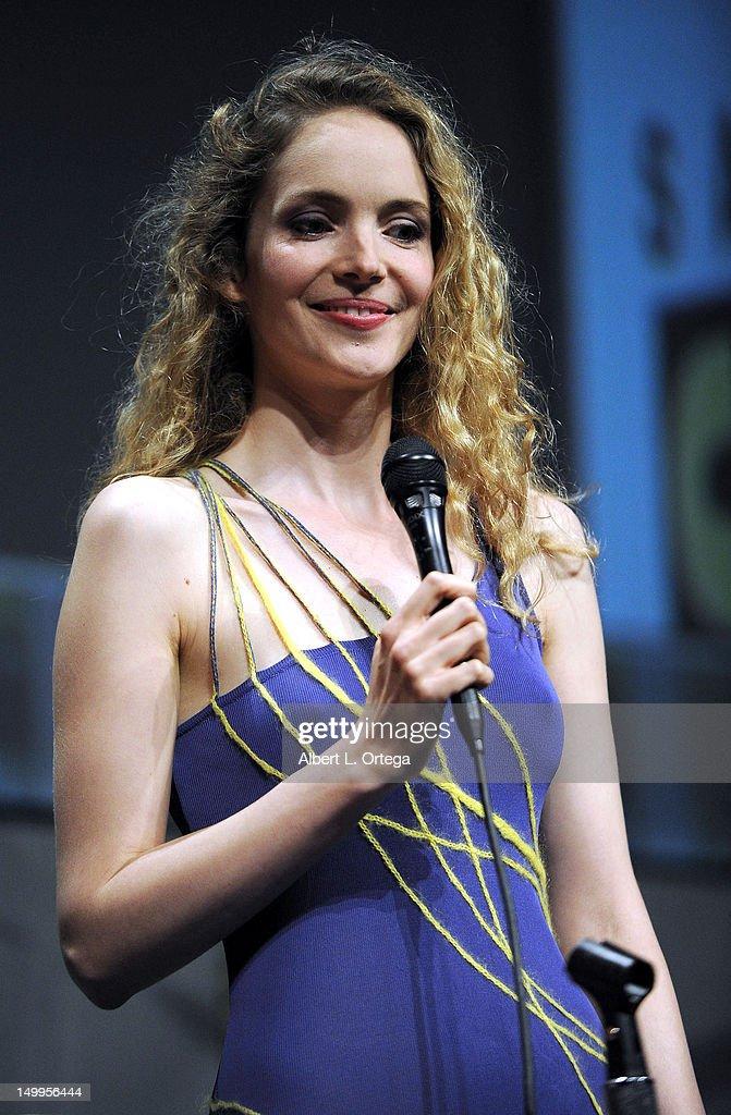 Actress Laura Weissbec...