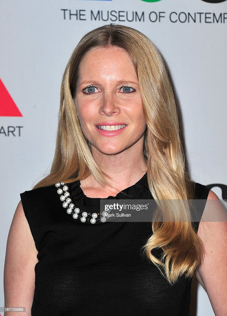 Actress Lauralee Bell arrives for 'Yesssss!' 2013 MOCA Gala, Celebrating The Opening Of The Exhibition Urs Fischer at MOCA Grand Avenue on April 20, 2013 in Los Angeles, California.