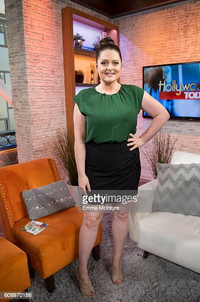 Actress Lauren Ash attends Hollywood Today Live at W Hollywood on September 23 2016 in Hollywood California
